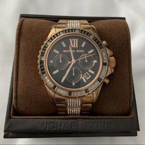 Michael Kors 'Everest' Bracelet Watch